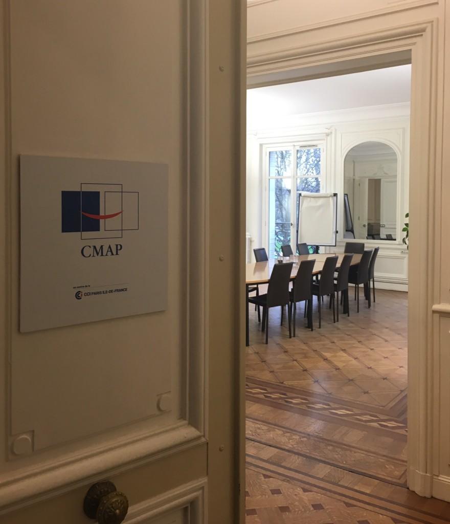 entrée CMAP