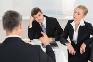 Les conflits au sein de l'entreprise minent sa productivité