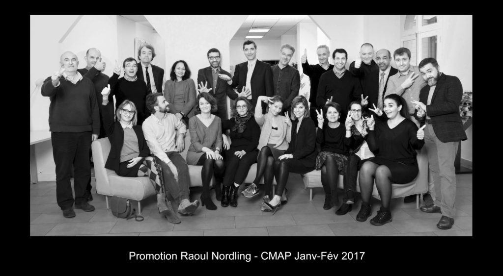 "2017 Promotion ""Raoul Nordling"""
