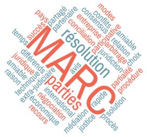 MARC - Nuage de mots